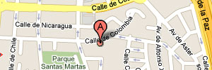 Ampliar mapa Bermar Ventanas en Madrid