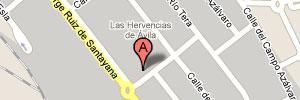 Ampliar mapa Bermar Ventanas en Ávila (Castilla y León)